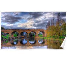 Richmond Bridge - Tasmania Poster