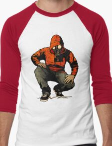 Trouble May Rise Men's Baseball ¾ T-Shirt