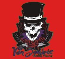 Mr Death (Clothing) by VON ZOMBIE ™©®