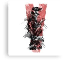 MGS5 (Red) Canvas Print