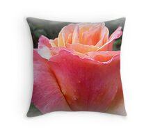 Lolita - Rose half open Throw Pillow