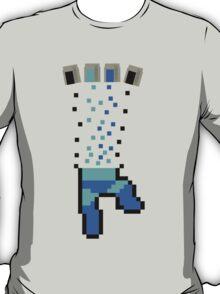 Pixel Drop Mega Man T-Shirt