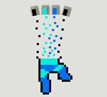 Pixel Drop Mega Man Unisex T-Shirt