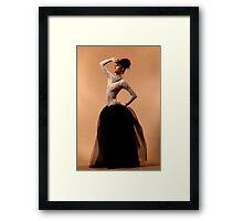 Tough Ballet Framed Print