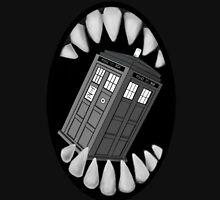 Doctor Who (fan art) - TARDIS Escape Tank Top
