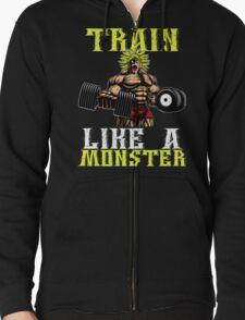 Train Like a Monster T-Shirt