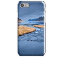 The Flow of Tranquility iPhone Case/Skin
