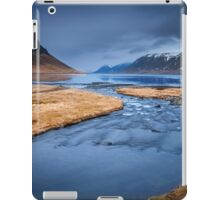 The Flow of Tranquility iPad Case/Skin