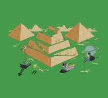 Pyramids Kids Clothes