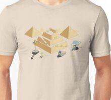 Pyramids Unisex T-Shirt