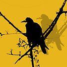raven by Nikolay Semyonov