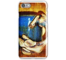 The Dachshund Lover's Coffee Stein iPhone Case/Skin