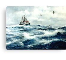 """""""Ocean Pride"""" Canvas Print"""
