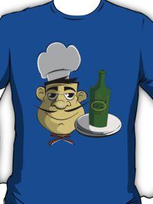 usa california chef tshirt by rogers bros T-Shirt