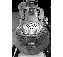 Rusty Resonator Photographic Print