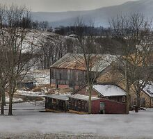 Country View by Sharon Batdorf