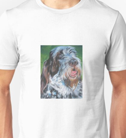 Spinone Italiano Fine Art Painting Unisex T-Shirt