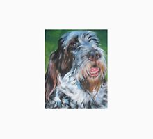 Spinone Italiano Fine Art Painting Unisex T-Shirt