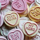 Love Hearts by Rachel Slater