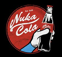 NUKA COLA FALLOUT by Melroune