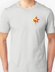 My little Pony - Sunset Shimmer Cutie Mark V2 T-Shirt