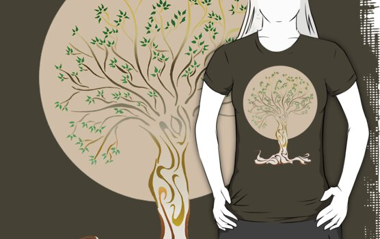 Arbre de vie | Tree of Life by meoise