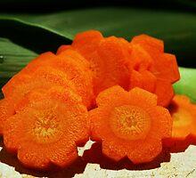Carrots by RosiLorz