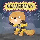 The incredible Beaverman by alapapaju