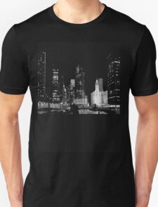 City Signature, Chicago, IL Unisex T-Shirt