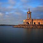 Normanton Church by Rachel Slater