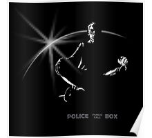 EARTH TARDIS DOCTOR WHO Poster