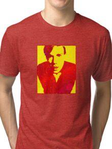 Young Andy Warhol Tri-blend T-Shirt