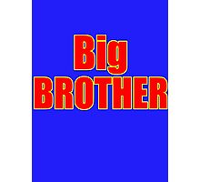 Big Brother Kids Clothing - T-Shirt Photographic Print