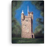 Helen's Tower, Bangor, Northern Ireland (the original one!) Canvas Print