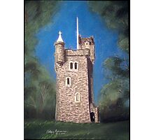 Helen's Tower, Bangor, Northern Ireland (the original one!) Photographic Print