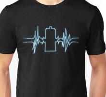 ELCTRO TARDIS TWO HEART DOCTOR WHO Unisex T-Shirt