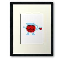 Kool Aid - Oooh Yeah! Framed Print