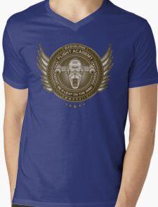 On the Wind Mens V-Neck T-Shirt