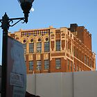 Beginning of Evening in Asheville by Glenn Cecero