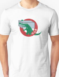 Croc Shipping Containers T-Shirt