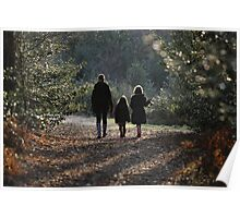 Walking from the shadows Poster