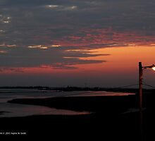 When Sun Is Tired To Shine Help Is Here   Hampton Bays, New York by © Sophie W. Smith