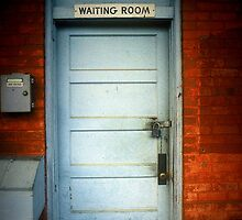 Waiting Room by Rodney Williams