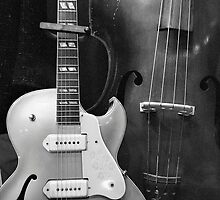 Guitar & Upright Bass @ Sun Studio by AnalogSoulPhoto