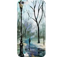 Ice Resolution iPhone Case/Skin