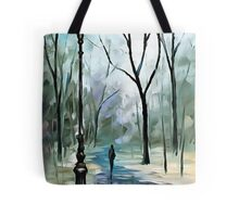 Ice Resolution Tote Bag