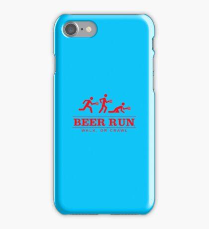 Beer Run iPhone Case/Skin
