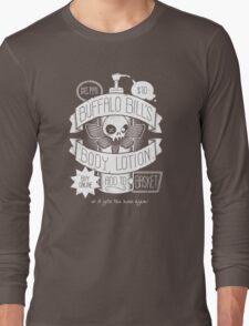 Body Lotion Long Sleeve T-Shirt
