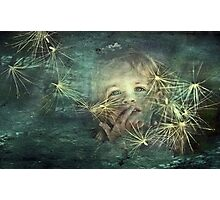 """She so Loved when she went 'POOOOF' & the Fairies Flew..."" Photographic Print"