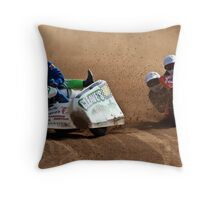 A swingers life Throw Pillow